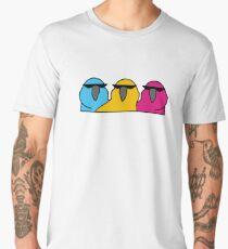 Party Parrot Men's Premium T-Shirt