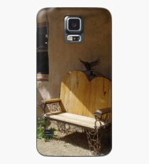 Seat At The Chocolate Mill Case/Skin for Samsung Galaxy
