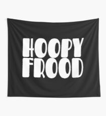 Hoopy Frood Wall Tapestry