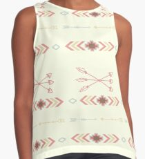 Arrows tribe Contrast Tank