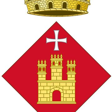 Coat of Arms of Sitges by Tonbbo
