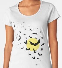 Bat Swarm Women's Premium T-Shirt