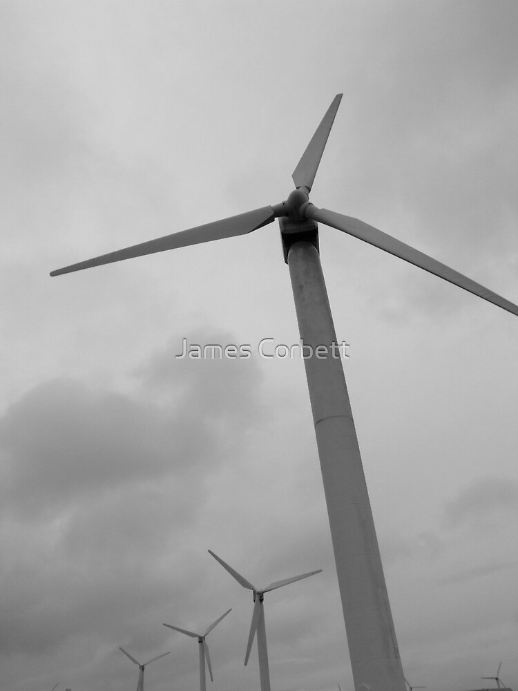 Turbines by James Corbett