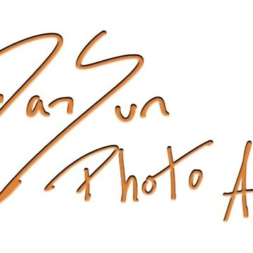 Hand Written DanSun Photo Art Logo by Dansun
