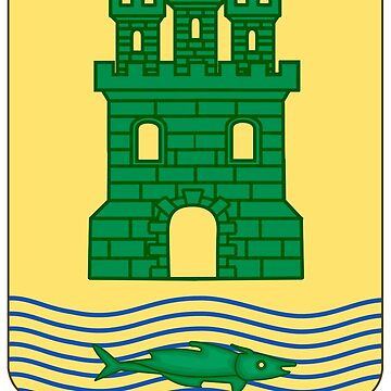 Coat of Arms of Cadaqués by Tonbbo