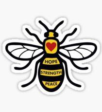 hope bee Sticker