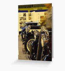 Timeless Classics Greeting Card