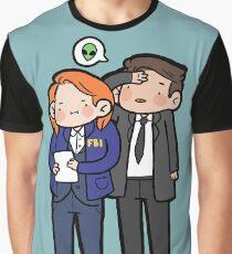 *alien noises* Graphic T-Shirt