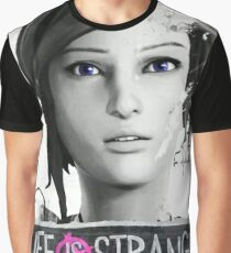 Before the Storm - Life is Strange 1.5 Graphic T-Shirt