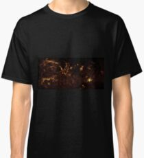 The Milky Way by Hubble Classic T-Shirt