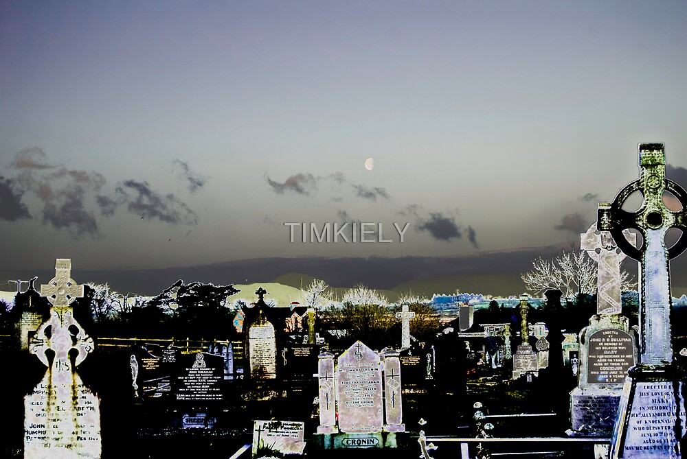 AT PEACE by TIMKIELY