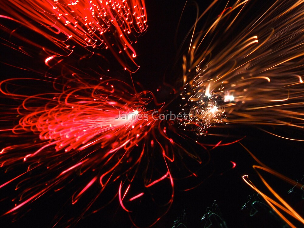 Deep Red by James Corbett