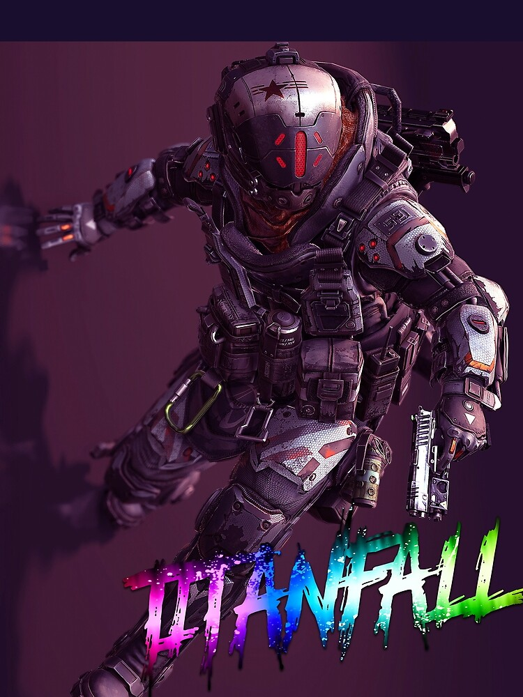 Titanfall 4K  by Crazy-Shark