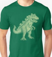 REPTAR- green ink Unisex T-Shirt