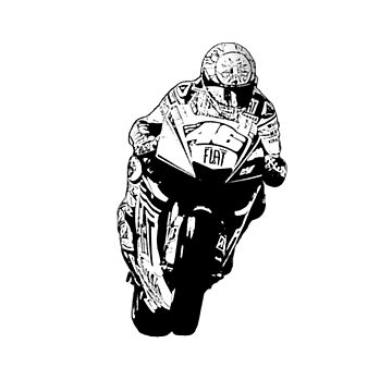Valentino Rossi - comics by ilmagatPSCS2