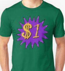 One Dollar T-Shirt