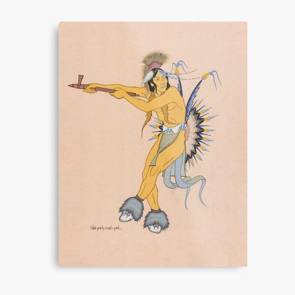 Wah-Pah-Nah-Yah: Mowglis Collection Metal Print