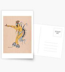 Wah-Pah-Nah-Yah: Mowglis Collection Postcards