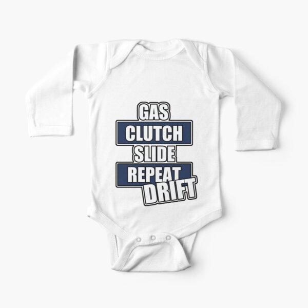 CARBON FIBER BABY T-SHIRT BODYSUIT ONESE BABY WEST FUTURE AUDI DRIVER