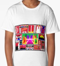 LONDON ENGLAND Long T-Shirt