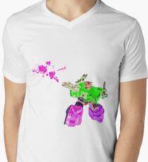 Optimized Prime Men's V-Neck T-Shirt