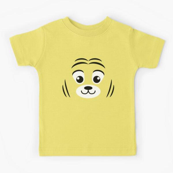 Tigre cachorro (Baby Tiger) Camiseta para niños