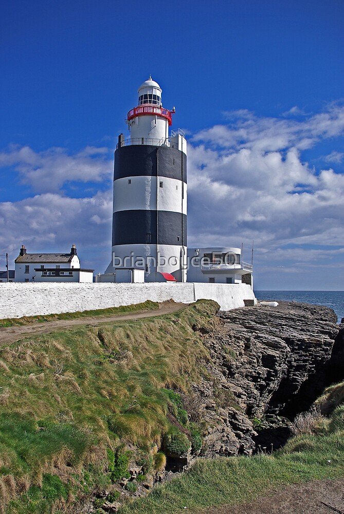 Hook Lighthouse by brianboyce50
