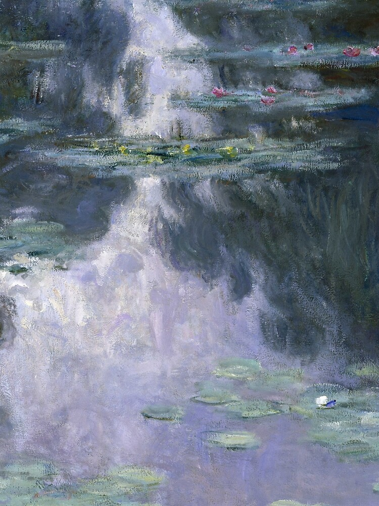 Water Lilies (Nymphéas) by Claude Monet by robertpartridge