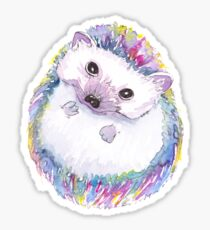 Baby Hedgehogs Sticker