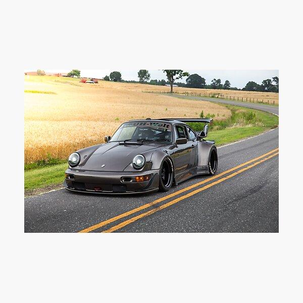 RWB North Carolina Porsche Photographic Print