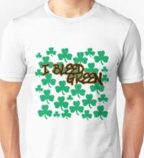 Green Blood Unisex T-Shirt