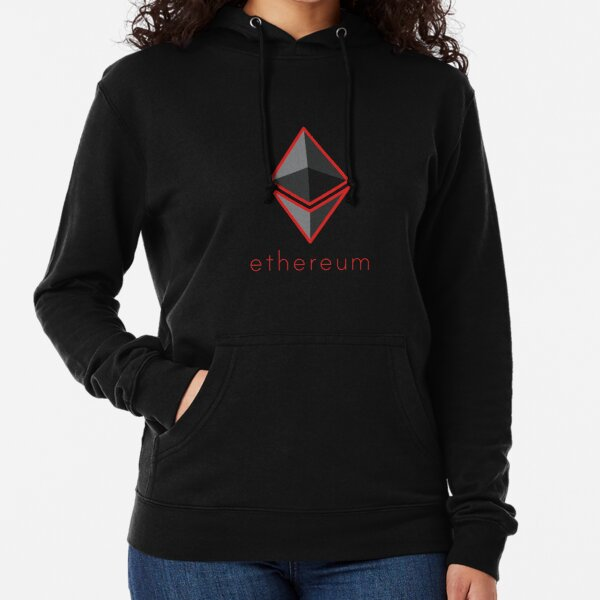 Ethereum Lightweight Hoodie