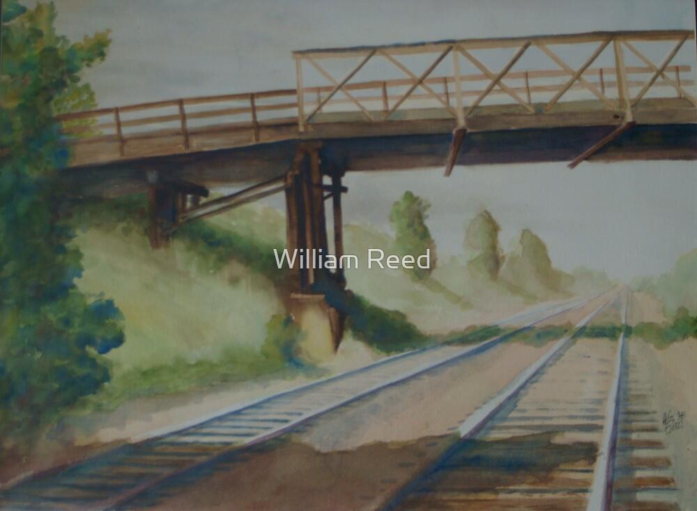 Deep Cut Rd Bridge by William Reed