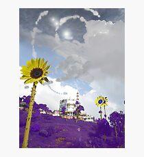 Ursa Major Constellation Masjid Photographic Print
