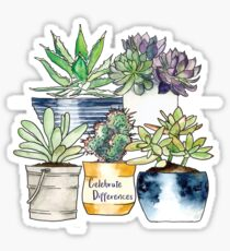 Celebrate Differences Sticker