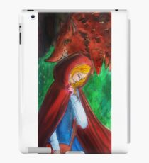As sly as any wolf iPad Case/Skin
