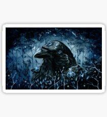 The Three Eyed Raven Sticker