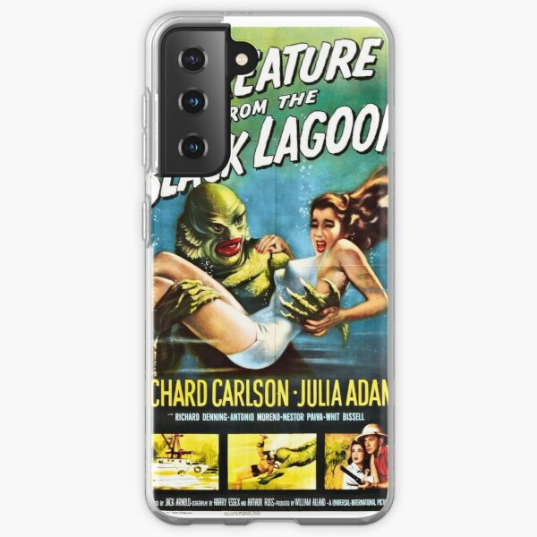 Creature from the Black Lagoon Samsung Galaxy Soft Case