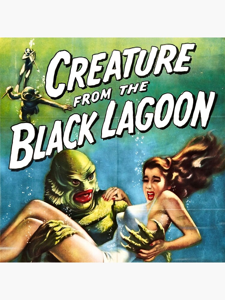 Creature from the Black Lagoon by robertpartridge