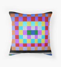 (CIRAUER RIDGE) ERIC WHITEMAN  ART Throw Pillow