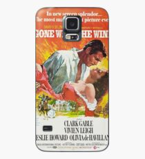 Gone With The Wind - 2 Case/Skin for Samsung Galaxy