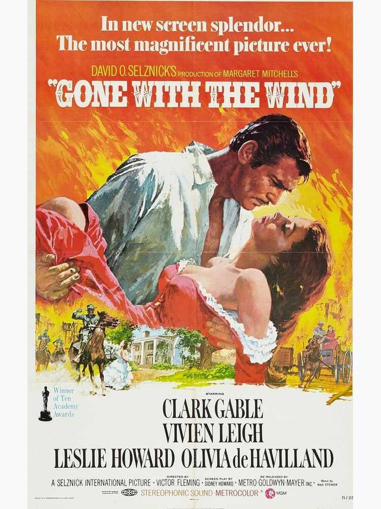 Gone With The Wind - 2 by robertpartridge