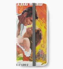 Gone With The Wind - 2 iPhone Wallet/Case/Skin