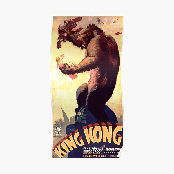 King Kong Póster