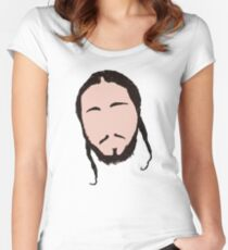 Post Malone Women's Fitted Scoop T-Shirt