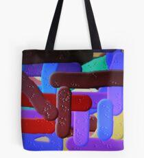 (TRAIN STATION ) ERIC WHITEMAN  ART Tote Bag