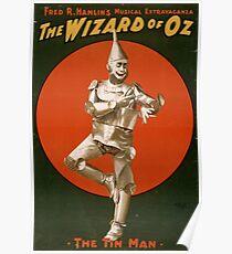 The Wizard of Oz - Tin Man Poster