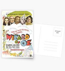 The Wizard of Oz (Alt) Postcards