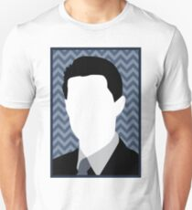 Twin Peaks, Agent Cooper Slim Fit T-Shirt