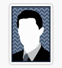 Twin Peaks, Agent Cooper Sticker